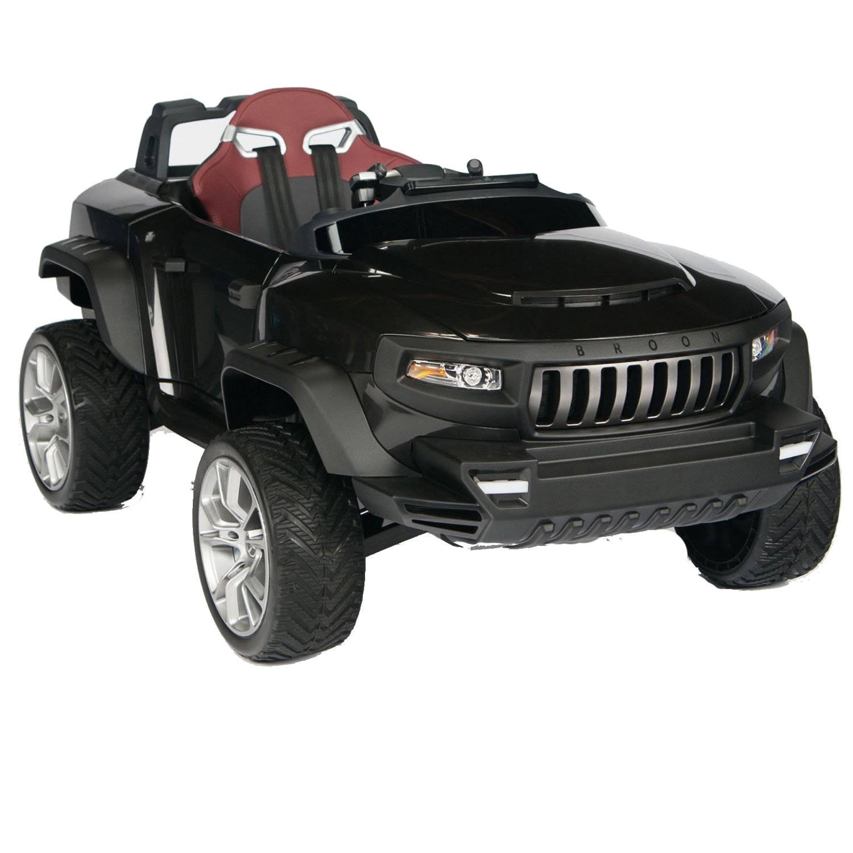 электромобиль tjago cross rover черный #9