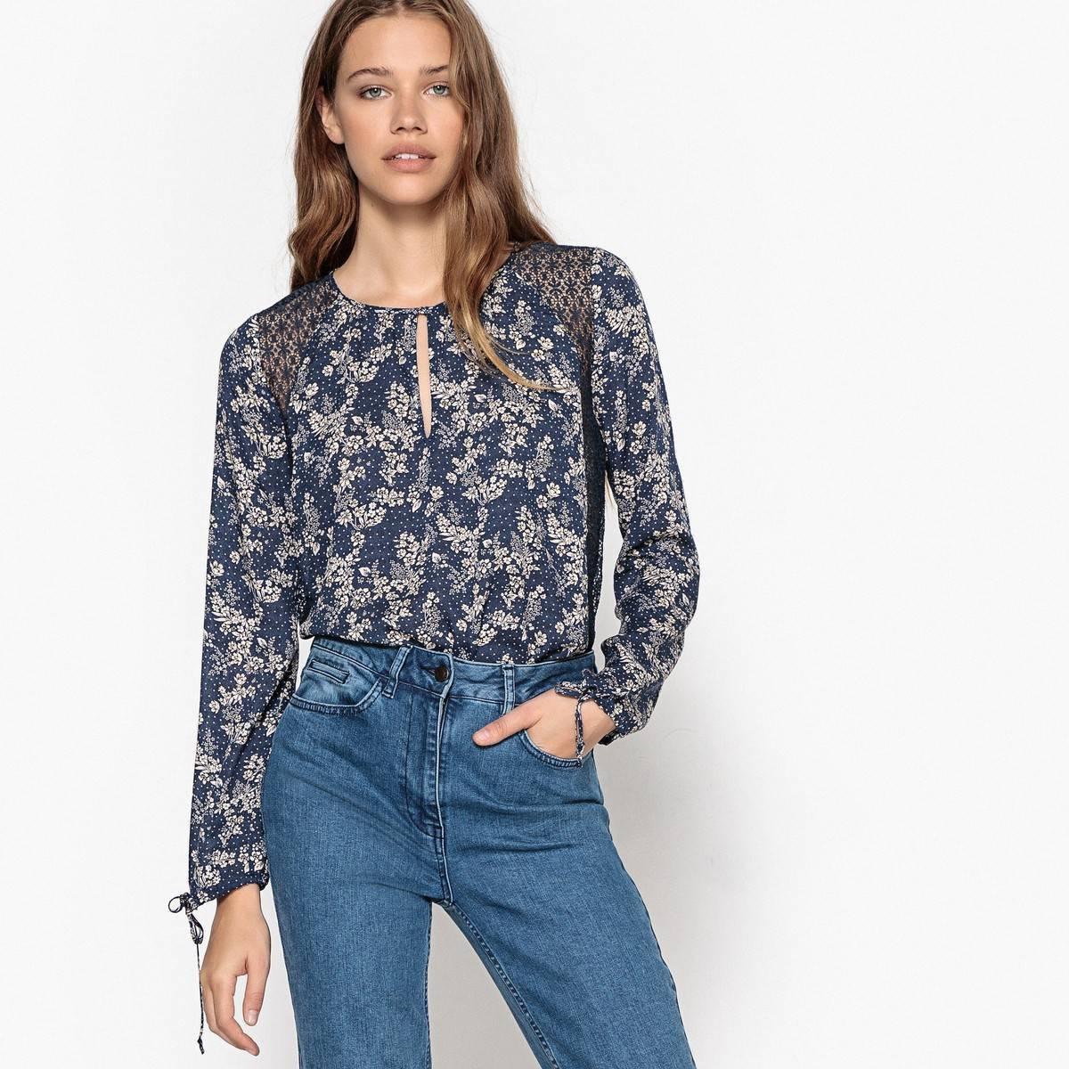 довольна качеством блузки под джинсы фото многие пользователи