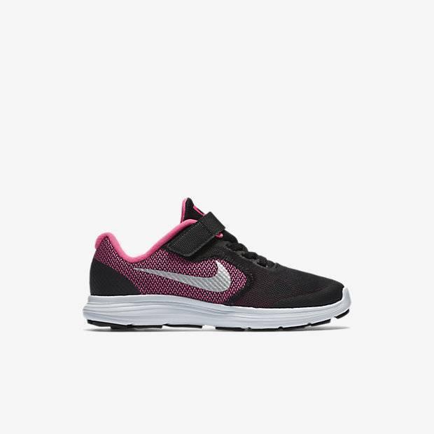 ac350be46ed Беговые кроссовки для дошкольников Nike Revolution 3 (10.5С–3Y) детям